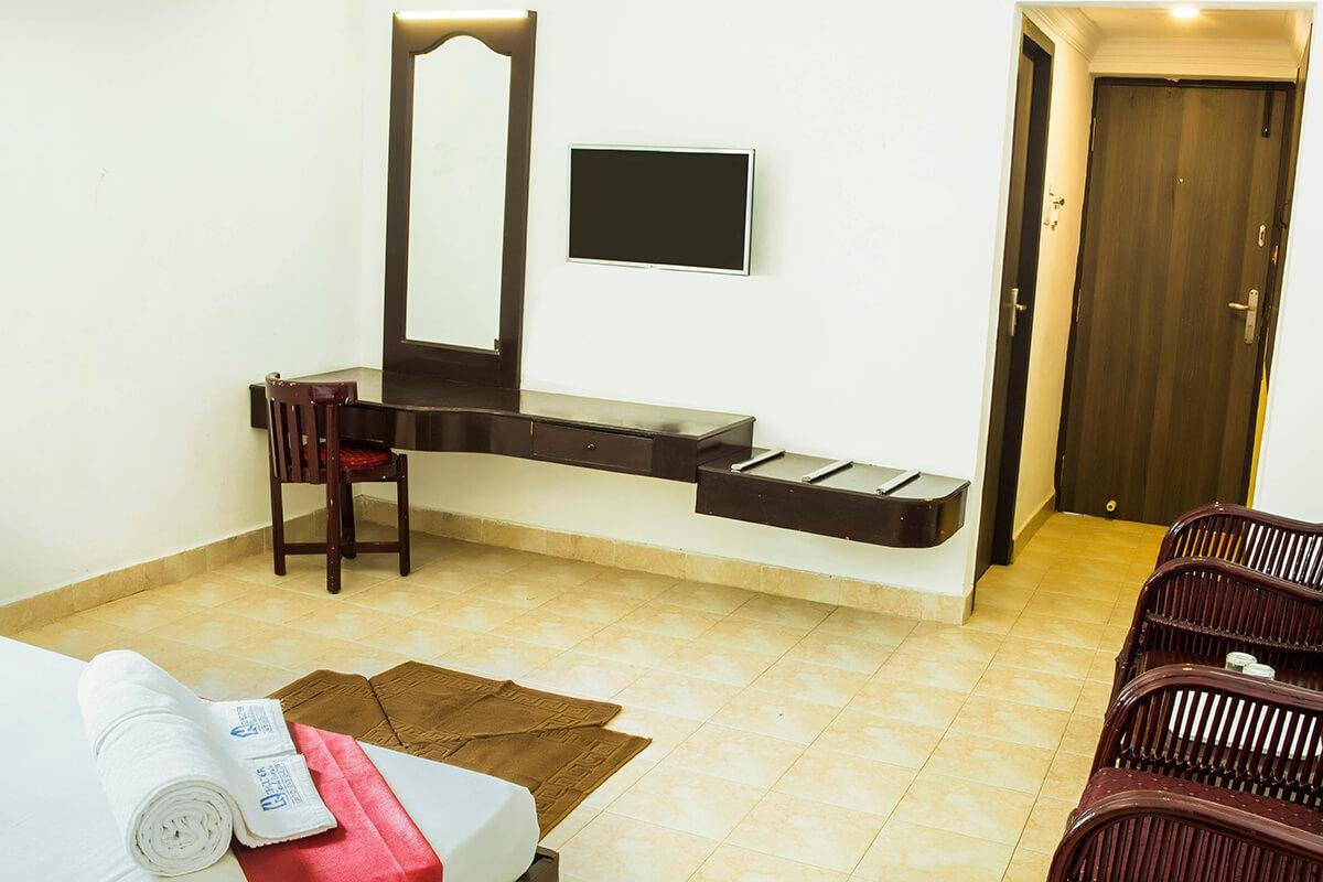 Standard room – 2